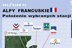 stacje narciarskie Francja