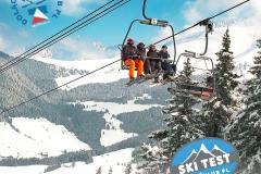 Saint Gervais - Mont Blanc z Katowic