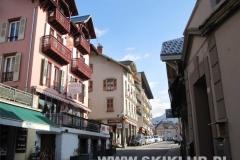 Saint Gervais - centrum