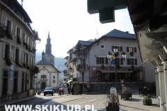 Saint Gervais - miasteczko
