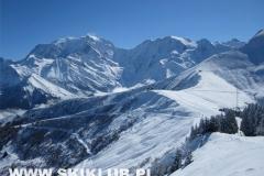 Saint Gervais - terenynarciarskie