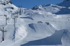Val Thorens - snowpark