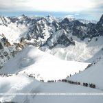 Aiguille du Midi - Valle Blanche