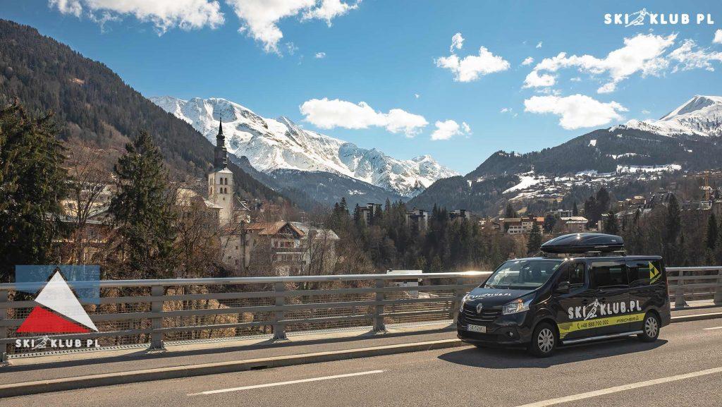 bus na narty w Alpy