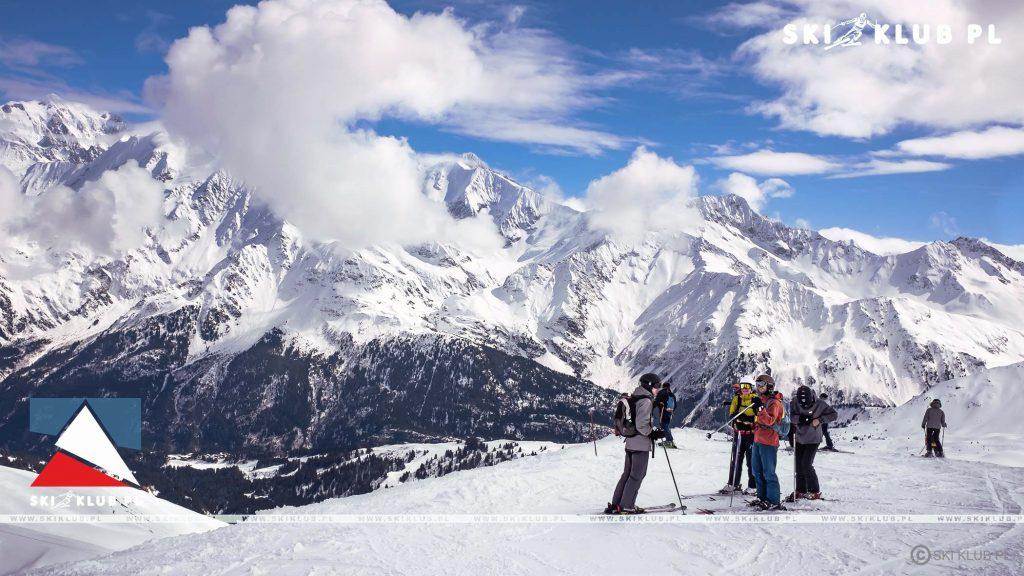 Mont Blanc wyjazdy ze Śląska.
