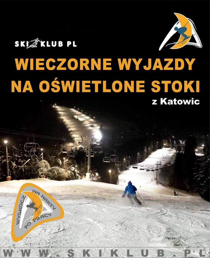 Wyskocz na narty po pracy .