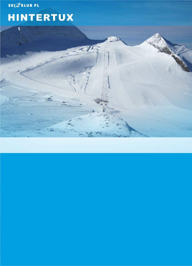 Hintertux lodowiec ze skiklub.pl