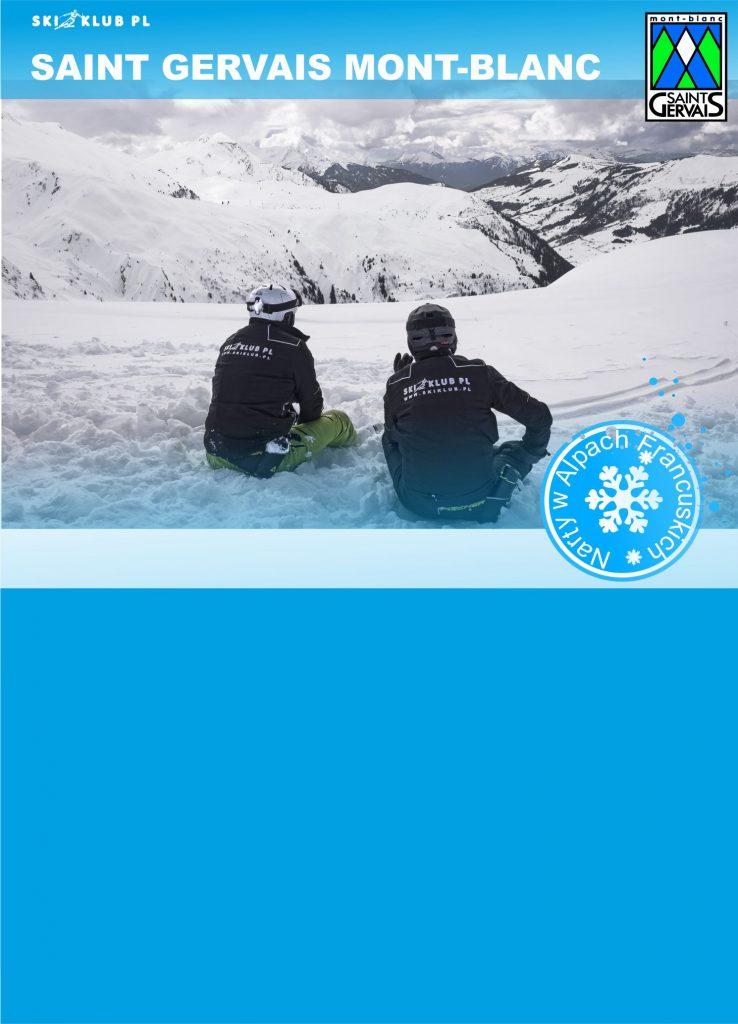 wyjady do St.Gervais ze skiklub.pl