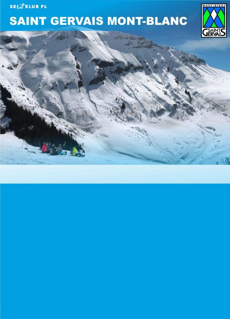 Saint Gervais Mont Blanc luty